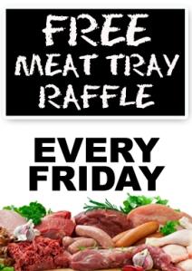 Meat Tray Raffle